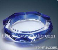 2012 new hot sale custom glass ashtray