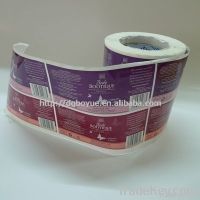 2011 promotional label printing