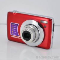 """DC800OE 15 MP MAX/2.7"""" TFT LCD digital camera with 5X optical zoom"""