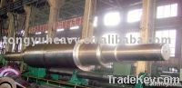 rotor shaft for steam turbine generator