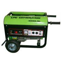 1.8/2/2.5/3/5/5.5/6/6.5/7KVA/KW LPG generator