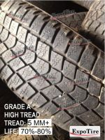 Used Tires PCR ** BEST PRICE GUARANTEE **