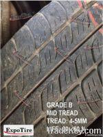 Grade B | Used Tires |