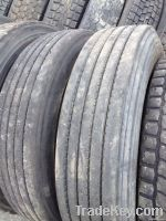Used Truck and Bus Tires Casings TBR ** BEST PRICE **