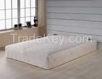 Self heated water mattress