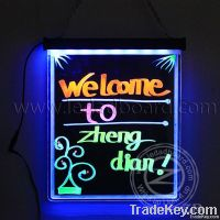 Frameless Neon LED Signs