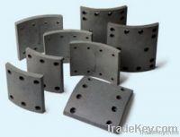 Ceramic Brake Linings For Heavy Truck