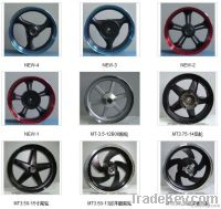 Aluminium Wheels for Motorbikes