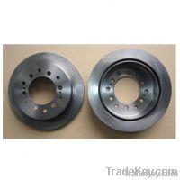 Brake Disc for Toyota