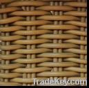 Synthetic rattan raw material