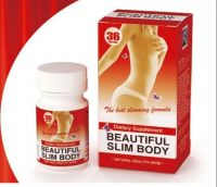 beautiful slim body Diet Pills slimming capsule