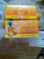 te chino del dr ming pineapple tea  beauty slimming Chinese tea