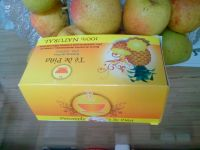 te chino del dr ming pineapple  slimming tea