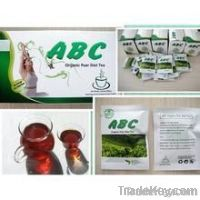 Weight Loss Tea Abc Puer Slim Diet Tea