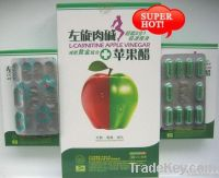 L-Carnitine and Apple Vinegar Lose Weight Diet Pills