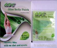 Natural Abc Slim Belly Patch