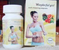 Wonderful Girl Fruit Slimming Capsule