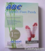 ABC-foot patch health patch