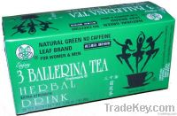 Three Ballerina Herbal Weight Loss Tea, Health Slimming Tea