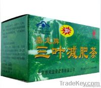 Sanye anti adipose tea