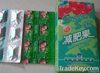 WEIGHT REDUCTION FRUIT GREEN LEAN BODY CAPSULE