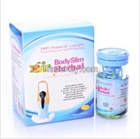 100% Natural Capsule Body Slim Herbal Slimming Pill