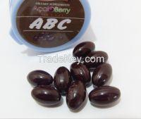 100% Pure Acai Berry ABC Soft Gel Slimming Capsule