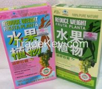 100% Pure Natural Fruit & Plant Weight Loss Capsule