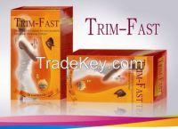 Trim-fast weight loss soft gel