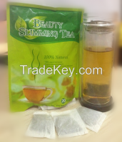 Pure Herbal 100% Natural Beauty Slimming Tea For Lose Weight