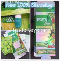 Botanical Stronger Version Fruta Bio Weight Loss Slimming Capsules