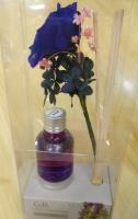 Paper box eternal  preserved flower gift box