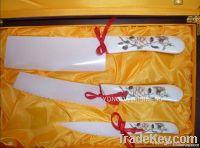 ceramic knife / ceramic knives set / kitchen knife
