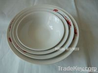 ceramic / porcelain / bone china bowls, tableware