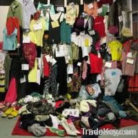 USED CLOTHING & ACCESSORIES
