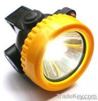 LED Cordless Miner's cap lamp