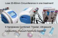 vacuum ultrasonic cavitation slimming machine