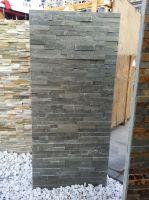 Natural Grey Slate Ledgestone Wall