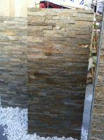 Rusty Quartz Culture Stone Wall