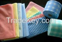 Spunlace nonwoven fabric manufacturer