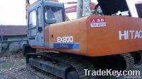Used excavator EX200-1