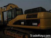 Used Excavator CAT320D