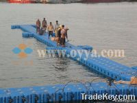 floating bridge, walkway