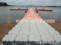Sell floating dock, floating bridge