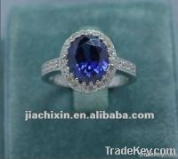 Hot Selling 925 Sterling Silver Ring Design