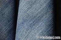 Organic Cotton Blend Denim Fabric