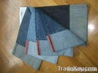 Tencil Cotton Blend Denim Fabric