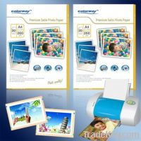 Manufacture/Premium High Glossy RC Photo Pape/240gsm