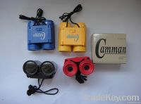 2.5x26mm  Toy Binoculars