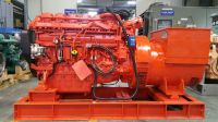 328KW DIESEL GENERATOR SET (Scania DI 13 074 + Leroy Somer Alternator)